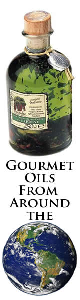 Gourmet Olive Oil from Cyber Cucina