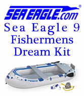 sea eagle boats are great for fishermen