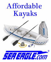 sea eagle inflatable kayaks