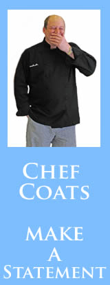 mens chef coats