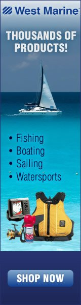 West Marine has all the fishing and boating supplies you need