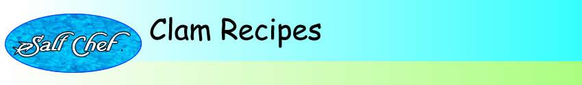 clam recipes