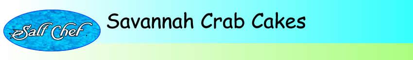 savannah crab cakes recipe