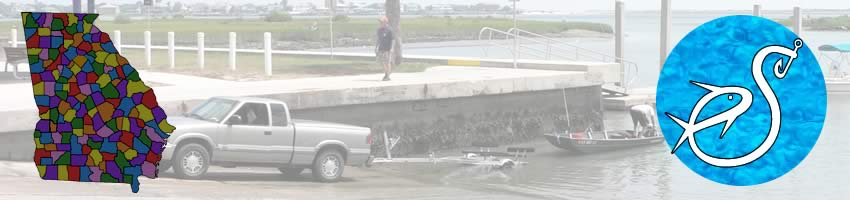 boat ramps in Camden county florida