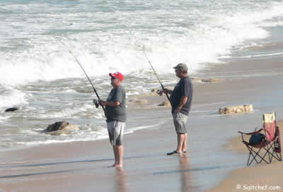 catching your own saltwater fish