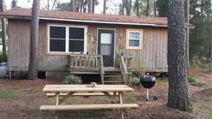 cabin rentals inner banks hyde county nc