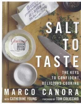Salt To Taste - Cookbook