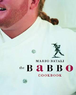 Cookbook by Mario Batali