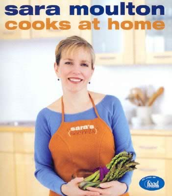 Sara Moulton cookbook Cooks At Home