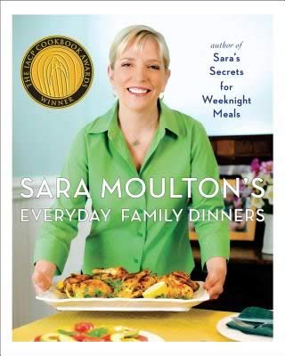 Cookbook by Sara Moulton