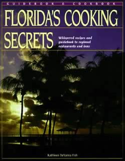 Florida's Cooking Secrets cookbook
