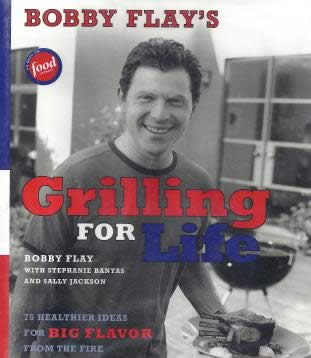Grilling for Life cookbook