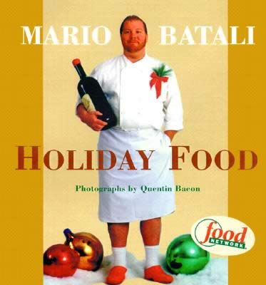 Cookbook published in 2000 by Mario Batali with holiday food recipes