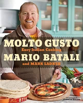 Molto Gusto cookbook by Mario Batali