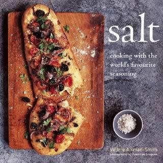 Salt – Cooking with the Word's Favorite Seasoning cookbook