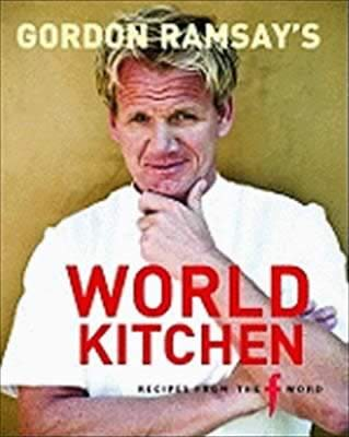 Cookbook by Gordon Ramsay