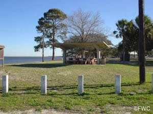 picnic pavilions at carl gray park panama city florida