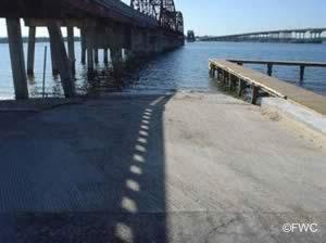 earl gilbert boat ramp panama city florida