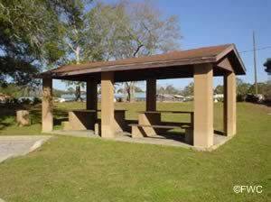 picnic pavilion at george park panama city florida