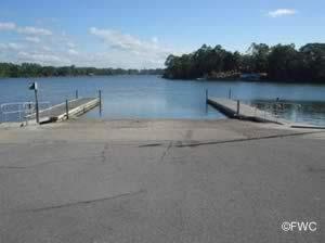 john b gore park boat ramp callaway florida