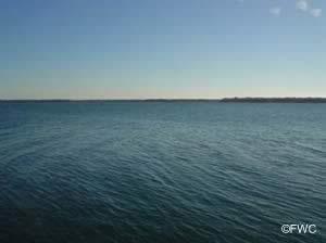 view of st andrews bay from panama city marina