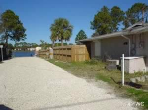 quail street boat launching ramp bay county florida