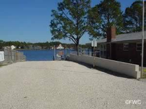 panama city safari street boat launching ramp