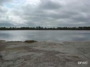 public access boat ramp on research road tyndall air force base