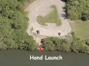 manatee cove hand launch