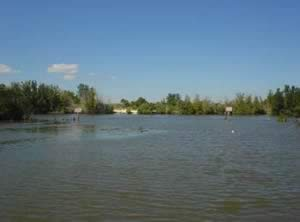water view at bairs cove