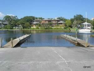 Easy access for your boat to the indian river lagoon