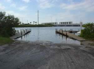 boat ramp kiwanis island park merritt island