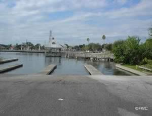 lee wenner boat ramp cocoa florida indian river lagoon