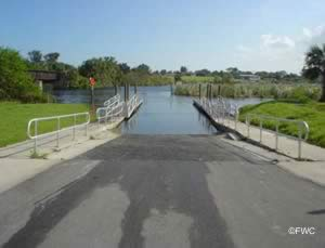 palm bay florida boat ramp indian river lagoon