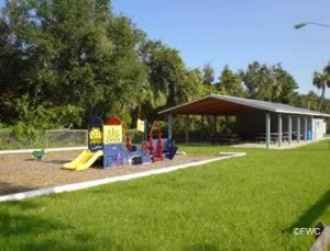 picnic pavilion at pollak park palm bay fl