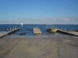boat ramp port st john florida