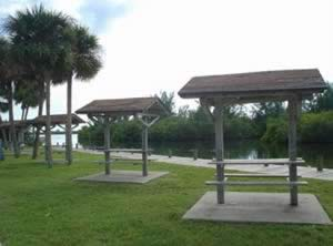 picnic at ramp road park cocoa beach fl