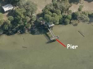 osteen park fishing pier