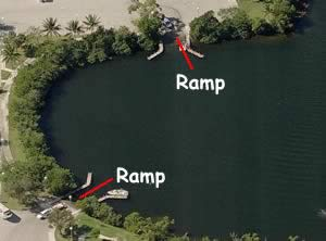 george english park boat ramps
