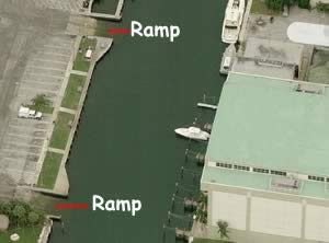 southeast 15th street boat ramp fort lauderdale