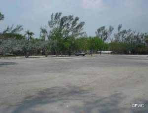 parking for boat trailers at holland park hollywood fl