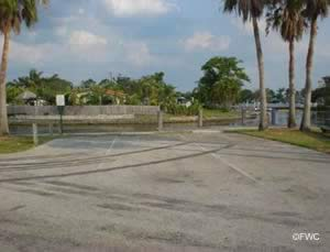 parking at oakland park boat ramp broward county florida