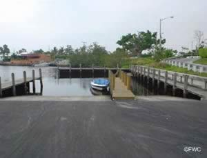 saltwater boat ramp deerfield beach florida