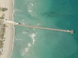 dania beach fishing pier