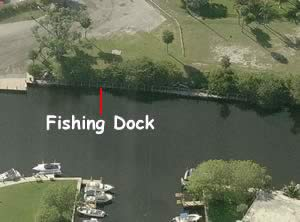 pioneer park fishing dock deerfield beach