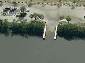 aerial spring lake park ramp