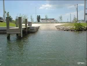 access the gulf of mexico through stump pass from ainger creek ramp
