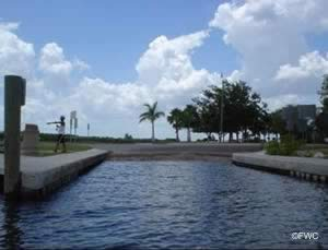 punta gorda saltwater boat ramp easy access to charlotte harbor