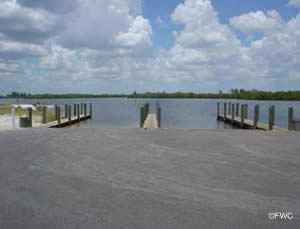 port charlotte saltwater boat ramp on alligator bay