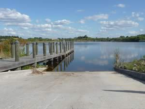 south gulf cove park boat ramp